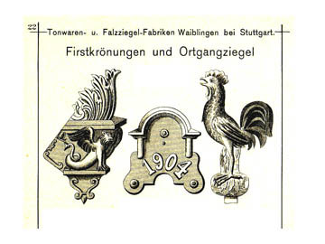 Firstkrönungen 1905
